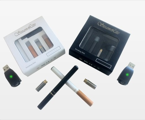 How do you smoke electronic cigarettes ?   SteamLite E Cigarettes   Scoop.it