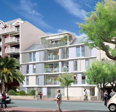 Nouveau programme immobilier neuf VILLA IMPERIALE à Biarritz - 64200 | L'immobilier neuf Côte Basque | Scoop.it
