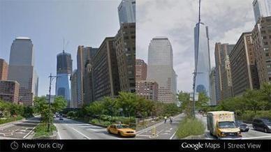 Google Maps diventa 'macchina del tempo' - Internet e Social | tecnologia | Scoop.it