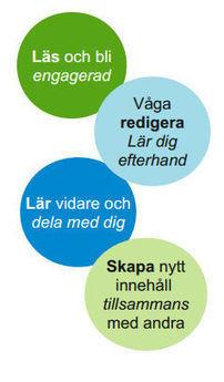 WikiSkills för folkbildare - re:flex | Folkbildning på nätet | Scoop.it