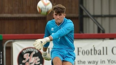 Truro City manager Steve Tully unhappy with goalkeepers - BBC News | free-soccer tournaments playing around the globe | Scoop.it