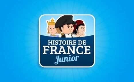 [Bon App'] Quelle Histoire, les applis ludo-éducatives pour apprendre en s'amusant | Applications pour enfants | Scoop.it