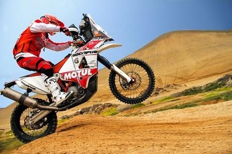 PERÚ - Felipe Ríos listo para disputar la 4ta fecha del Inka Off Road | Motos Peru | Scoop.it