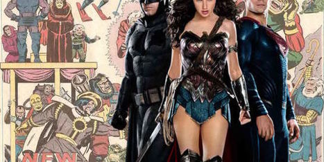 """Justice League Will Be Influenced By Jack Kirby 