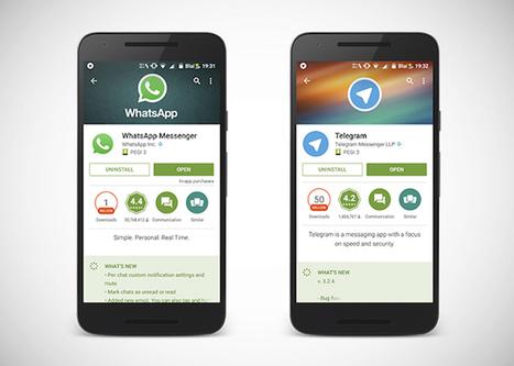 Brasil bloquea WhatsApp y Telegram aprovecha   jose alfocea   jalfocea   Scoop.it