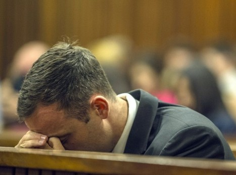 Oscar Pistorius Jailed for Five Years for Shooting Dead Reeva Steenkamp | Travel Uganda | Scoop.it