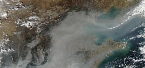 Pollution de l'air: le triste bilan de l'OMS | Univers Nature – Actualité, ennvironnement, habitat et santé | Sustain Our Earth | Scoop.it