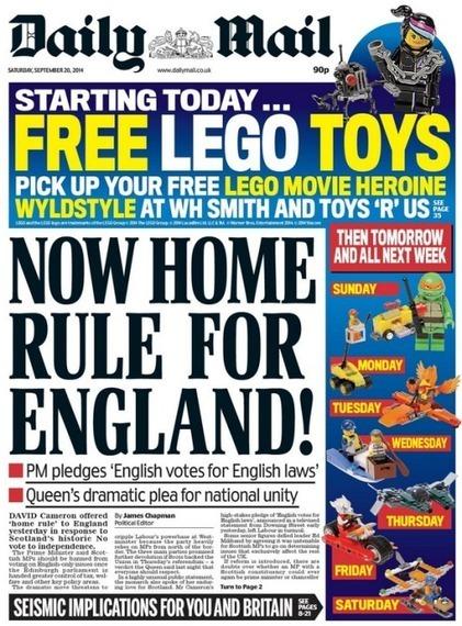 Welcome to North Britain   Referendum 2014   Scoop.it