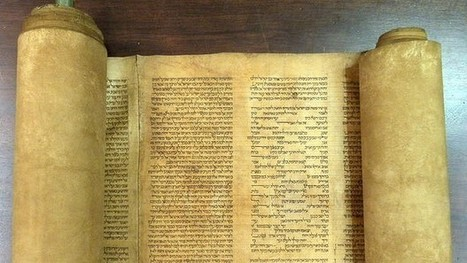 The world's oldest complete Torah scroll has been found in Italy | Judaism | Scoop.it