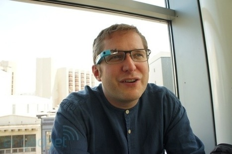 Wearable-technology pioneer Thad Starner on how Google Glass could ... - Engadget | Wearable Tech | Scoop.it