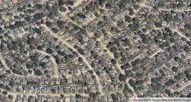 Get a Bird's-Eye View of America's Housing Patterns | Midtown Atlanta Conversations and Condos | Scoop.it