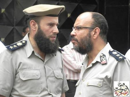 Egypt's bearded policemen call for march | Égypt-actus | Scoop.it