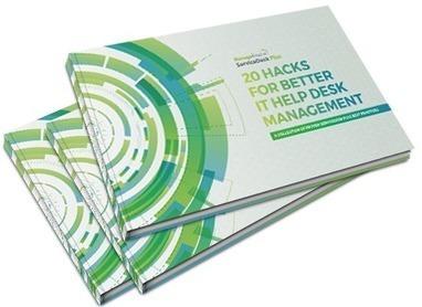 20 ServiceDesk Plus Hacks for Better IT Help Desk Management - ManageEngine ServiceDesk Plus | Help Desk Software | Scoop.it