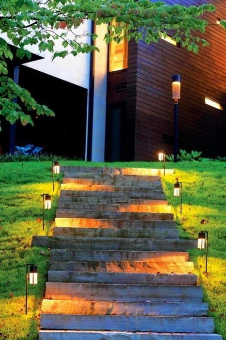 Outdoor Stair Lightings | News Info | Scoop.it
