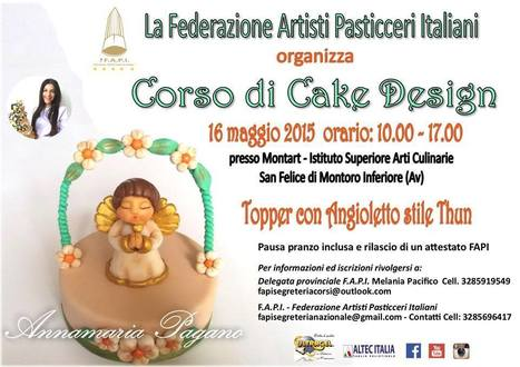 Corso Thun di Cake Design, Sabato 16 Maggio 2015   Cake Design e Decorazioni Torte   Scoop.it