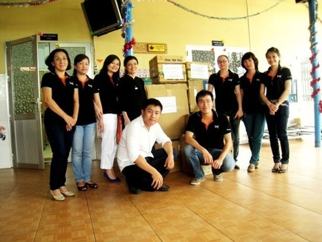 """Smile to the world. We can help make you shine"" – A trip to Thien Phuoc Orphanage 