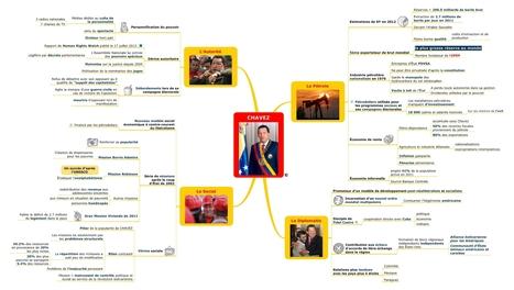 #Actumapping: Chavez, le politique populiste polémique !   Blog Signos   ressources numériques   Scoop.it
