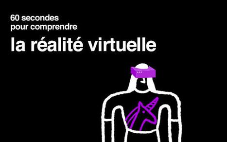 60 secondes pour comprendre la réalité virtuelle | Système d'information-IT | Scoop.it