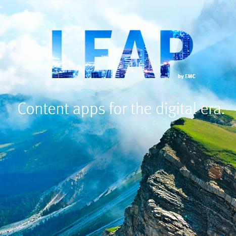 LEAP - Enterprise Content Management Apps   EIM (ECM) & Digital   Scoop.it