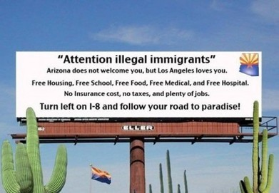 19 Very Disturbing Facts About Illegal Immigration That Every American Should Know | Immigration | Scoop.it