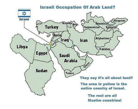 Roots of Israel Palestine Conflict | Way | Scoop.it