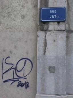 Grenoble: la chasse aux tags est ouverte dans le centre-ville - Le Dauphiné Libéré | calligraphik | Scoop.it