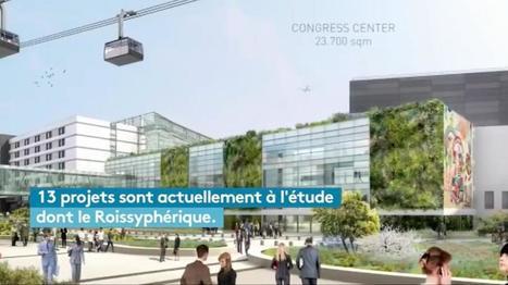 VIDEO. 13 projets de téléphériques actuellement à l'étude pour la France   Mobilité Durable Brest   Scoop.it