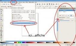 INKSCAPE - geo-phile.net | Les outils d'HG Sempai | Scoop.it