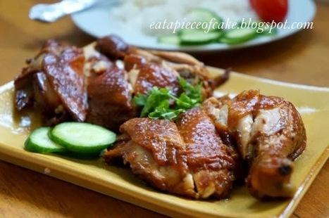 Soya Sauce Chicken | Foodie | Scoop.it
