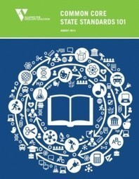 Common Core State Standards 101 | K-12 Research, Resources and Professional Learning Materials for English Language Arts | Scoop.it