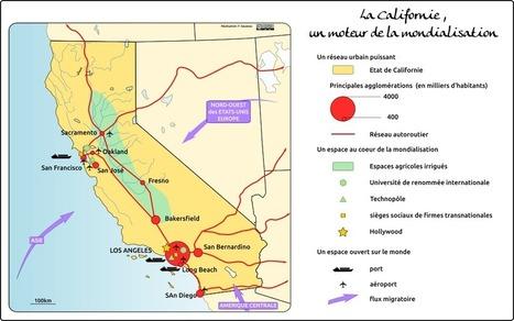 La Californie, un moteur de la mondialisation | HG Sempai | Scoop.it