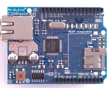 Arduino Ethernet Shield Maker Projects | Arduino Focus | Scoop.it