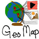 Geo Map » Mapping Media to the Curriculum | Sheila's Digital Storytelling | Scoop.it