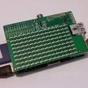 Pi-Lite LED Matrix Board Python 'Hello World' Example | Raspberry Pi Spy | Internet of Things | Scoop.it