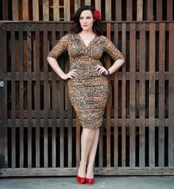 Peggyz Place: Plus sized print dresses | Fashion and lifestyle trends | Scoop.it
