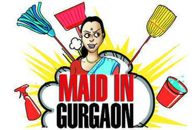 Gurgaon's small flats mean no 24x7 maids - Times of India | Ahuja Towers - India | Scoop.it