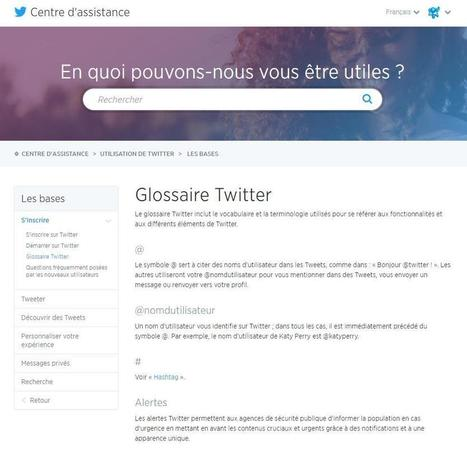 61 mots pour comprendre et maîtriser Twitter | Geeks | Scoop.it