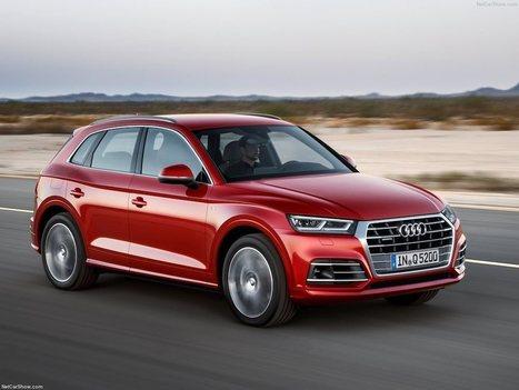 Audi Q5 2017 : Toutes les photos officielles ici ! | MonAutoNews | Scoop.it