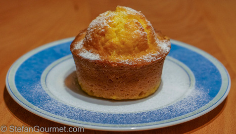 The Muffin with Le Marche Origins | Orange Muffins | The Man With The Golden Tongs Hands Are In The Oven | Scoop.it