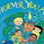 "Virtual Book Tour: ""Whoever You Are"" by Mem Fox 
