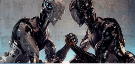 Robots: Love 'Em Or Hate 'Em, They're Here To Stay | Robotics in Manufacturing Today | Scoop.it