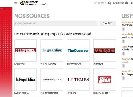 3 ressources en ligne pour suivre l'actualité à travers la presse mondiale | Les Outils du Community Management | Scoop.it