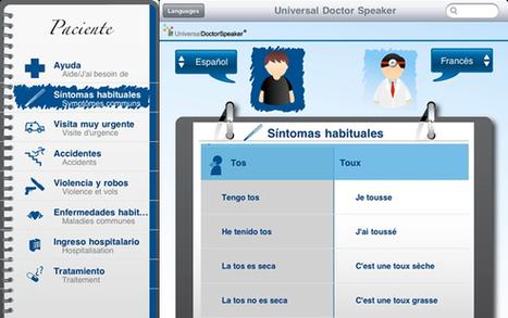 App española para la comunicación multilingüe médico-paciente #mhealth | Social Media, TIC y Salud | Scoop.it