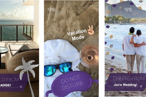 Starwood's Loyalty Program Is Experimenting on Snapchat | Tourism Social Media | Scoop.it