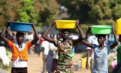 Environnement : la raréfaction des ressources en eau inquiète... | Actus Eau | Scoop.it