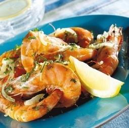 Gambas provençales - recette iTerroir   Cuisine   Scoop.it