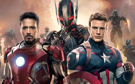 'Avengers: Age of Ultron' teaser trailer gets a debut date | EW.com | Avengers 2 Trailer | Scoop.it