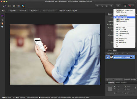 Review Affinity Photo - A New Image Editor Contender?   Properes activitats   Scoop.it