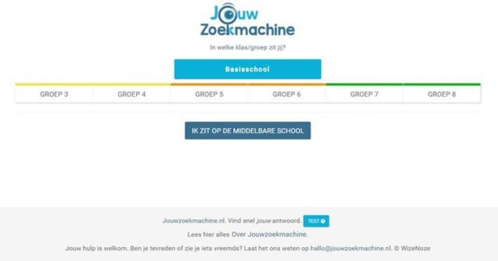Edu-Curator: Jouw Zoekmachine: De eerste - gratis - zoekmachine voor leerlingen die leeftijdsspecifieke resultaten geeft | Educatief Internet - Gespot op 't Web | Scoop.it