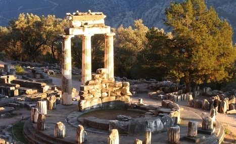 City of Delphi Crowned the European Cultural Capital of 2021 | LVDVS CHIRONIS 3.0 | Scoop.it